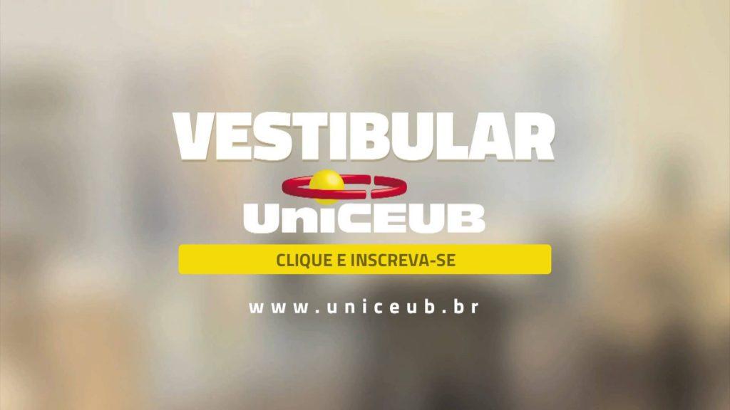 Vestibular da UNICEUB